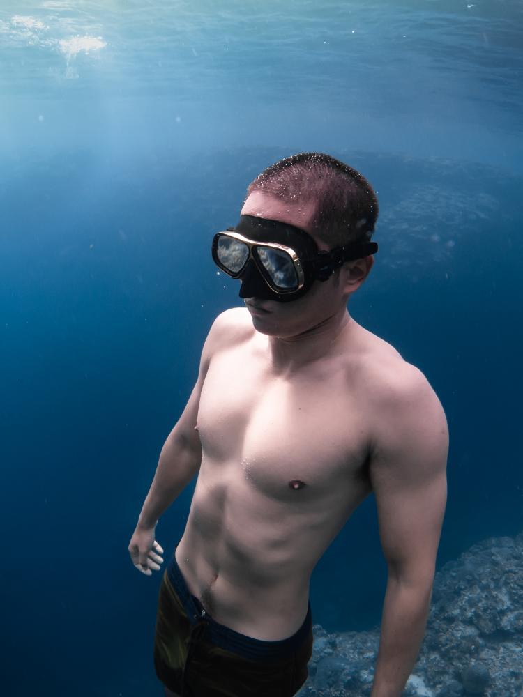 Dive+领路人,与之故事,游之里程