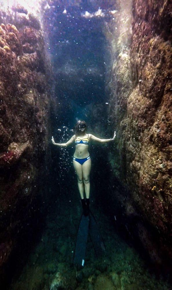 Dive+潜水员celeebee的精彩瞬间