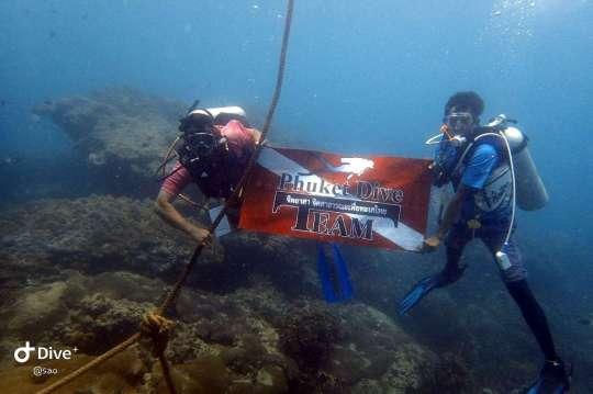 Dive+精彩瞬间,一起体验在Phuket的潜水