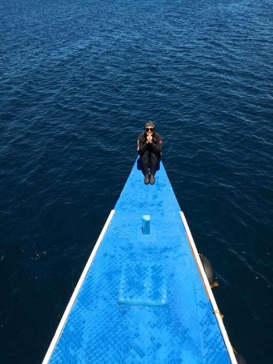 Dive+精彩瞬间,一起体验在Carmen的潜水