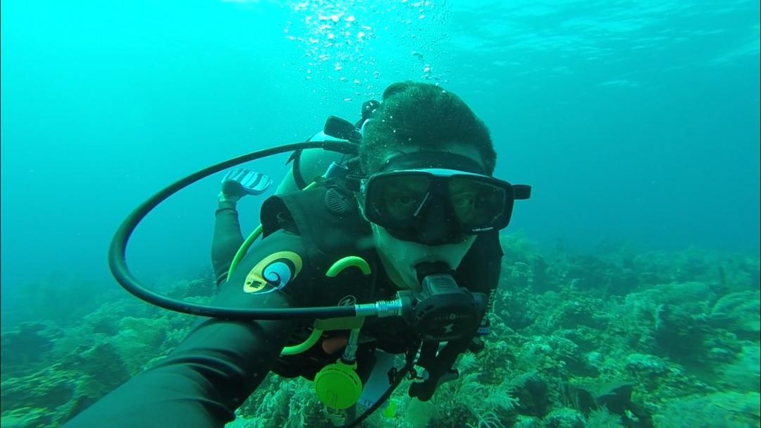 Dive+潜水员FullDayOff的潜水日志