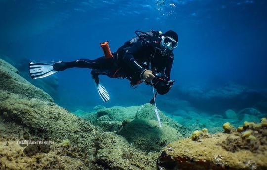 Dive+热门主题:#水摄神器