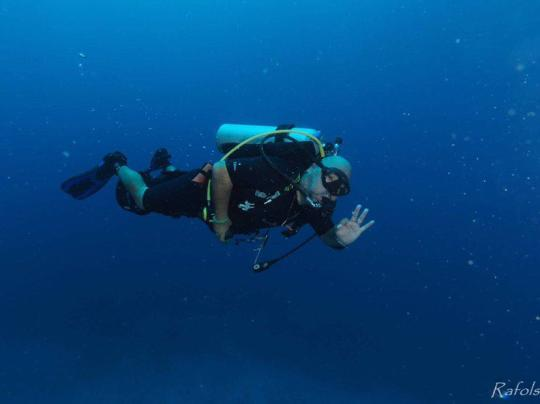 Dive+精彩瞬间,一起体验在St. Thomas的潜水