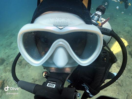 Dive+精彩瞬间,一起体验在Bao'an的潜水