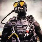 Dive+潜水员pengkang