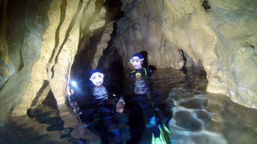 Dive+潜水员xueli的精彩瞬间