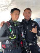 Dive+潜水员BlueMagic