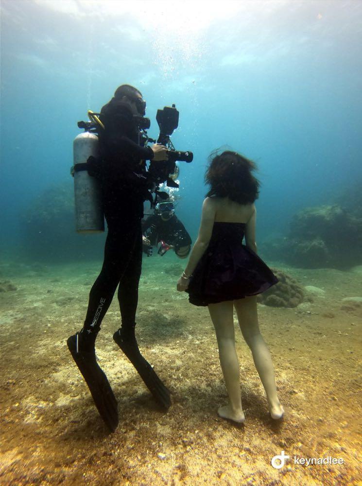 Dive+潜水员keynadlee的精彩瞬间
