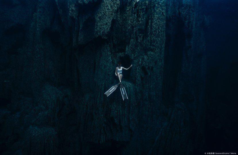 Dive+潜水员yinggniy的精彩瞬间