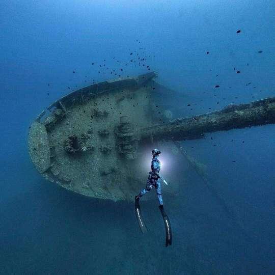 Dive+精彩瞬间,一起体验在Belgrade的潜水