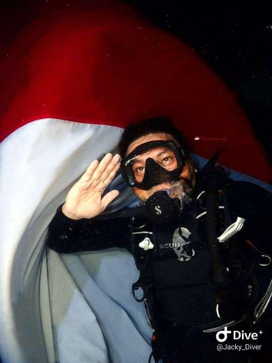 Dive+精彩瞬间,一起体验在Manado的潜水