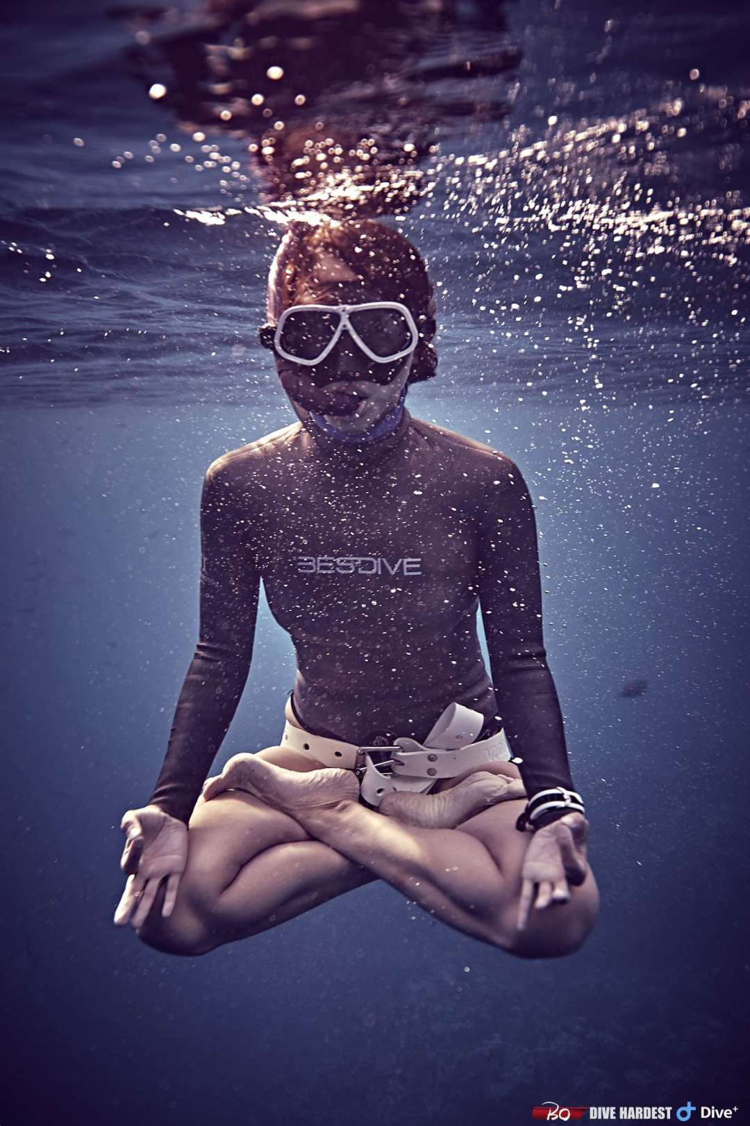 Dive+潜水员cocorococo的精彩瞬间