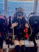 Dive+潜水员miru