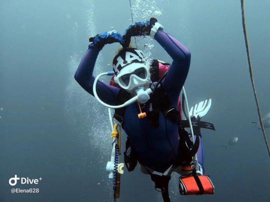 Dive+精彩瞬间,一起体验在Brunei的潜水