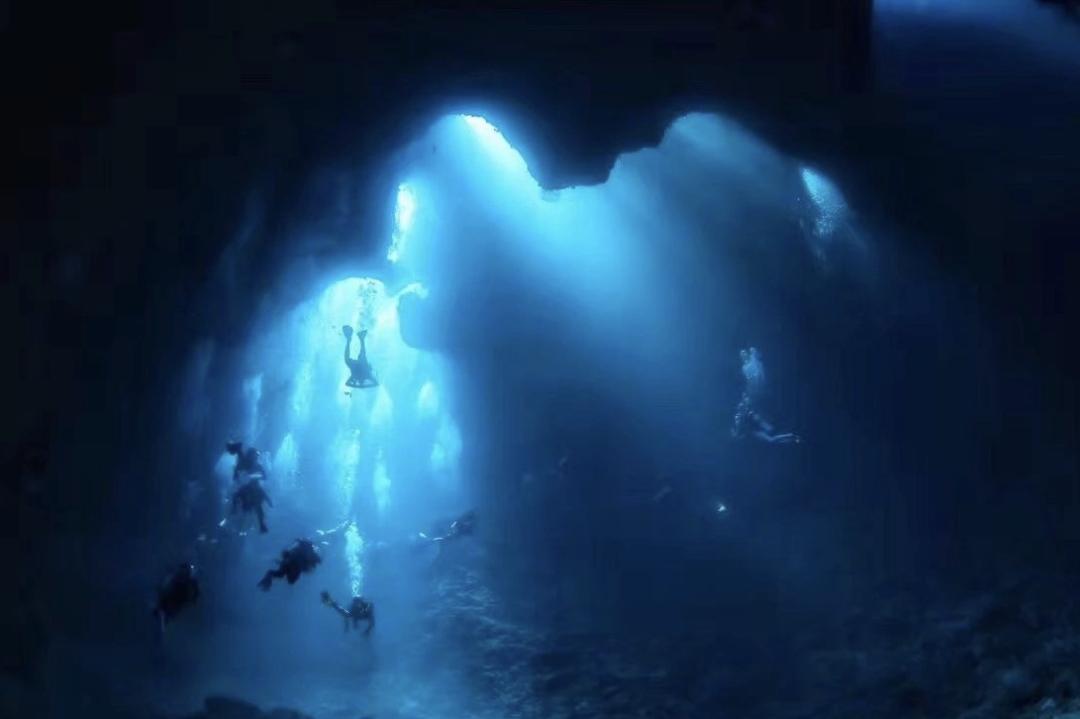 Dive+行程精彩瞬间