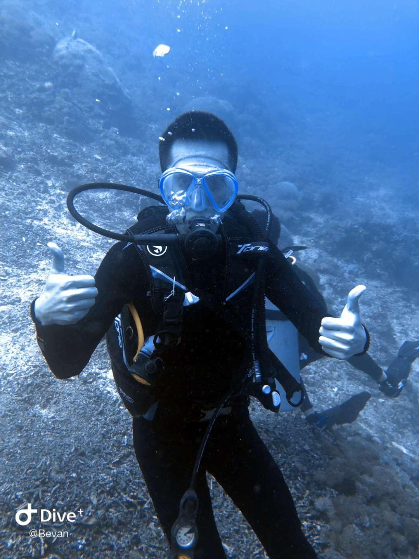 Dive+潜水员wuweinan的精彩瞬间