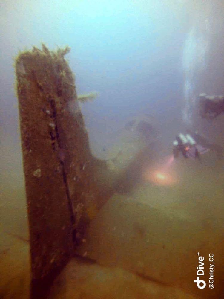 Dive+潜水员Christy_CC的精彩瞬间