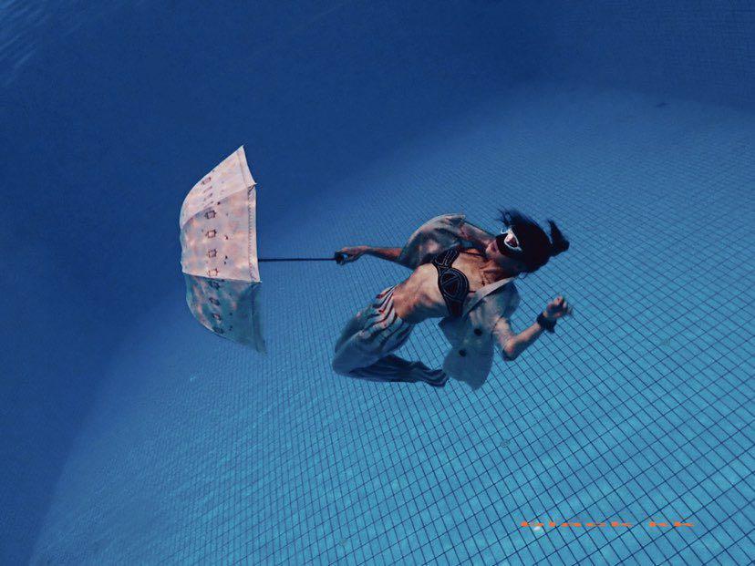 Dive+潜水员black_KK的精彩瞬间