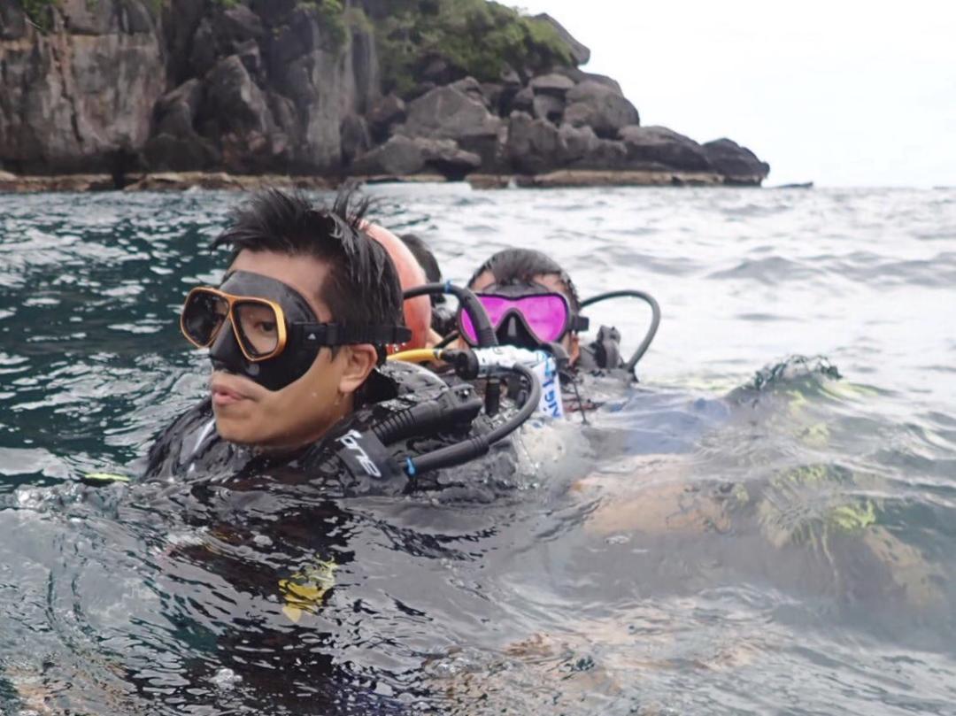 Dive+潜水员passdoka的潜水日志