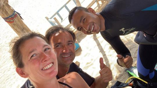Dive+精彩瞬间,一起体验在Egypt的潜水