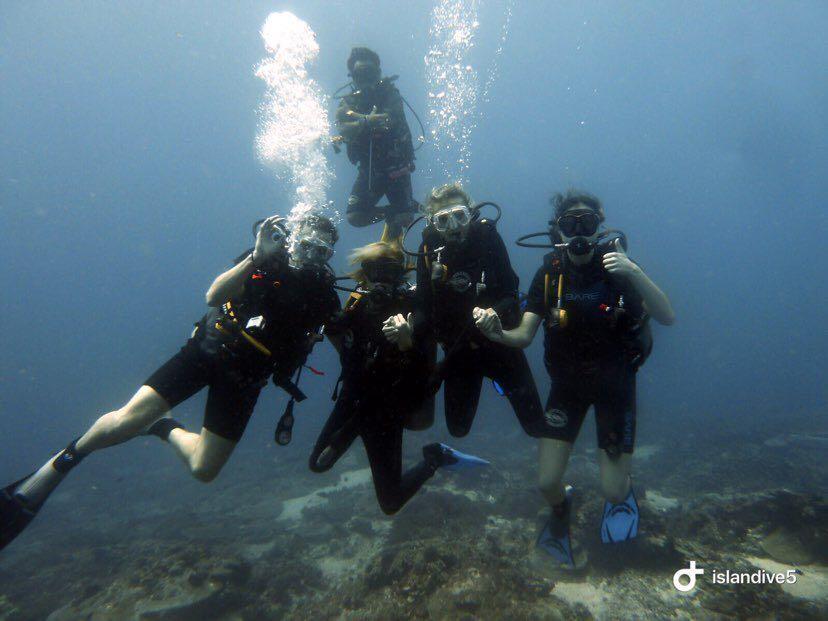 Dive+潜水员islandive5的精彩瞬间